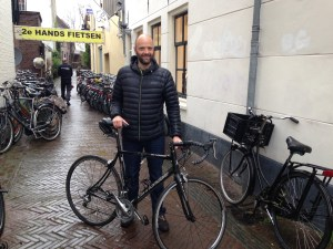 En bicicleta de Holanda a Grecia