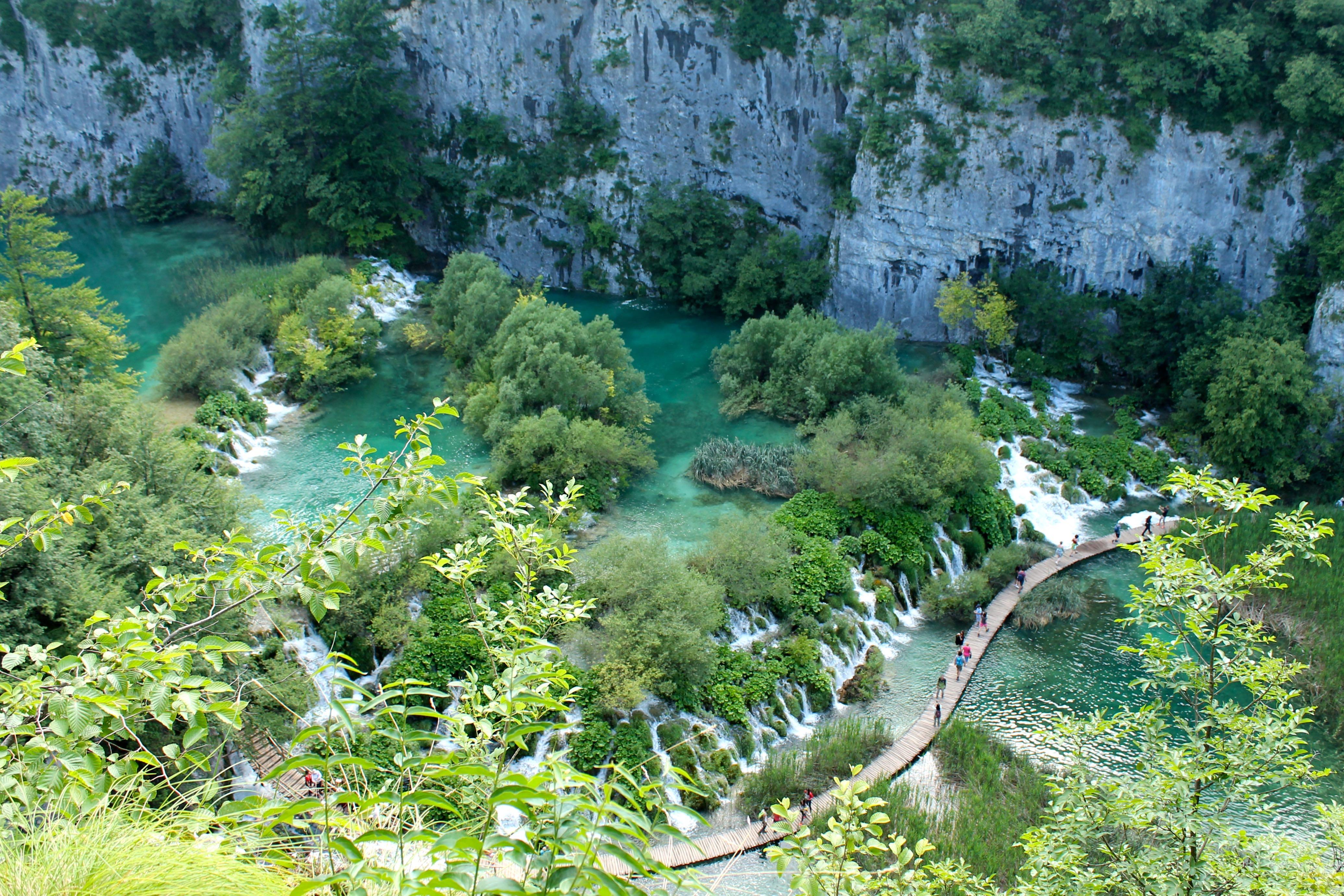 Ruta en bici de Croacia a Montenegro