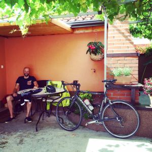 ruta en bici desde croacia a montenegro