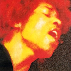 Jimi Hendrix Electric Ladyland Album Cover US Version