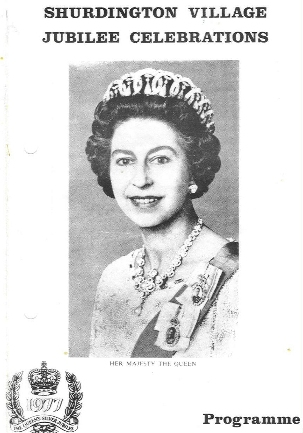 Jubilee God Save The Queen Original Photo 1977 Elizabeth II Program