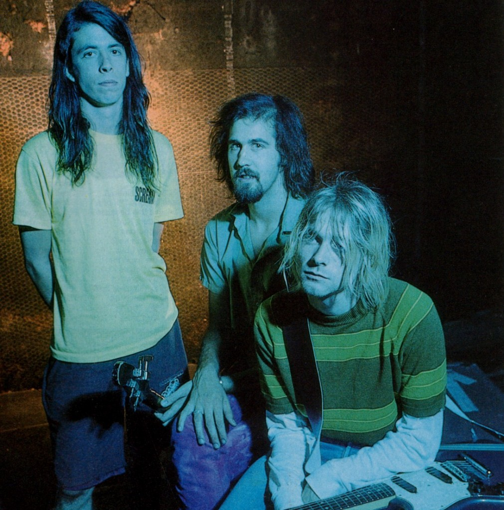 Nirvana Smells Like Teen Spirit Video 90