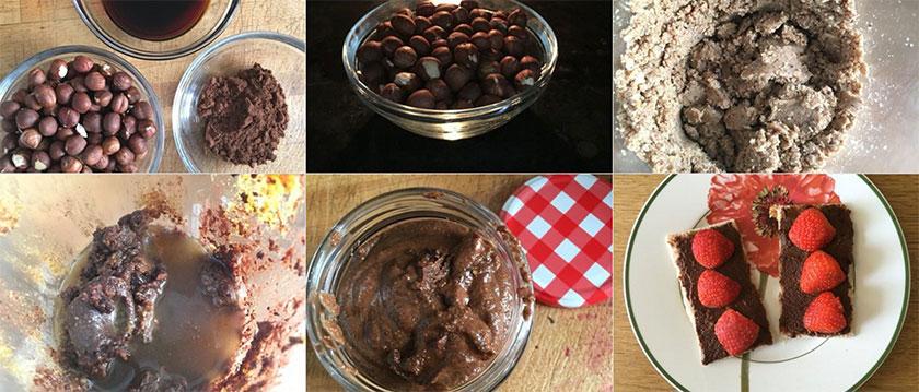 Pasos Crema de cacao y avellanas | Feelomena's Kitchen - Web Oficial