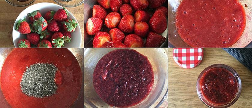 Pasos Mermelada de fresa | Feelomena's Kitchen - Web Oficial