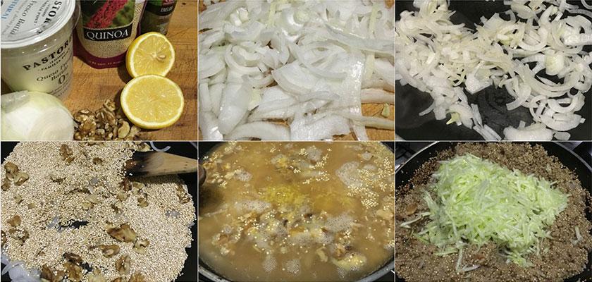 Ensalada de quinoa | Feelomena's Kitchen - Web Oficial