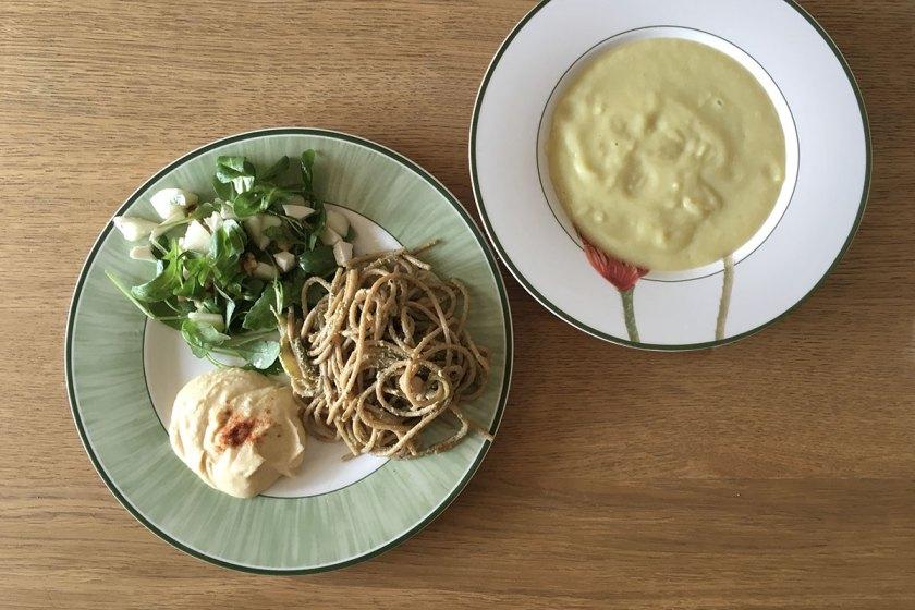 Menu saludable 1 | Feelomena's Kitchen - comida sana