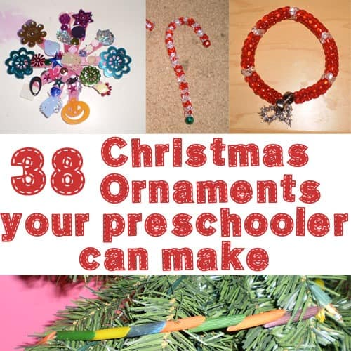 Christmas crafts for preschoolers for Christmas crafts you can make at home