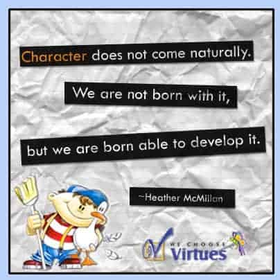 We Choose Virtues