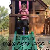 10 Ways to Turn Exercise into a Family Affair