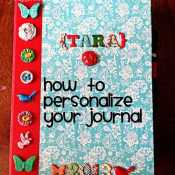 How to Personalize Your Journal