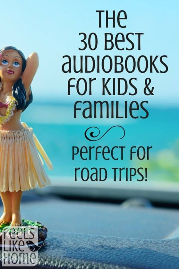Wow, such a great list! These are the best audiobooks for kids and families! There are so many great and classic books here, definitely something for everyone!