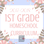 How to Homeschool 1st Grade – 2017-2018 Curriculum Choices