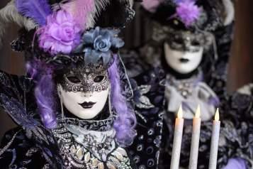 costumes pour carnaval de Venise