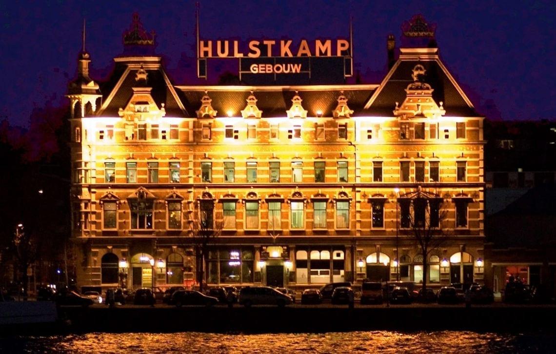 Hulstkampgebouw Rotterdam live band