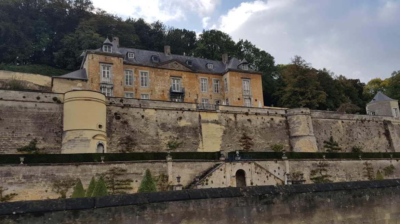 Château Neercanne Maastricht feest personeel bedrijf in de grot