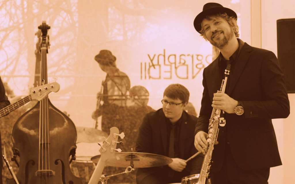 Live achtergrond jazz muziek jazzband voor events: combo met jazz club jazz music | 4Jazz.band