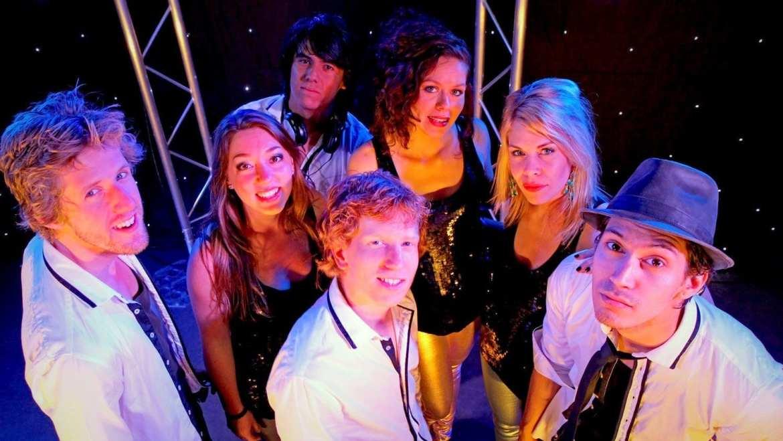 Caramel band pop coverband