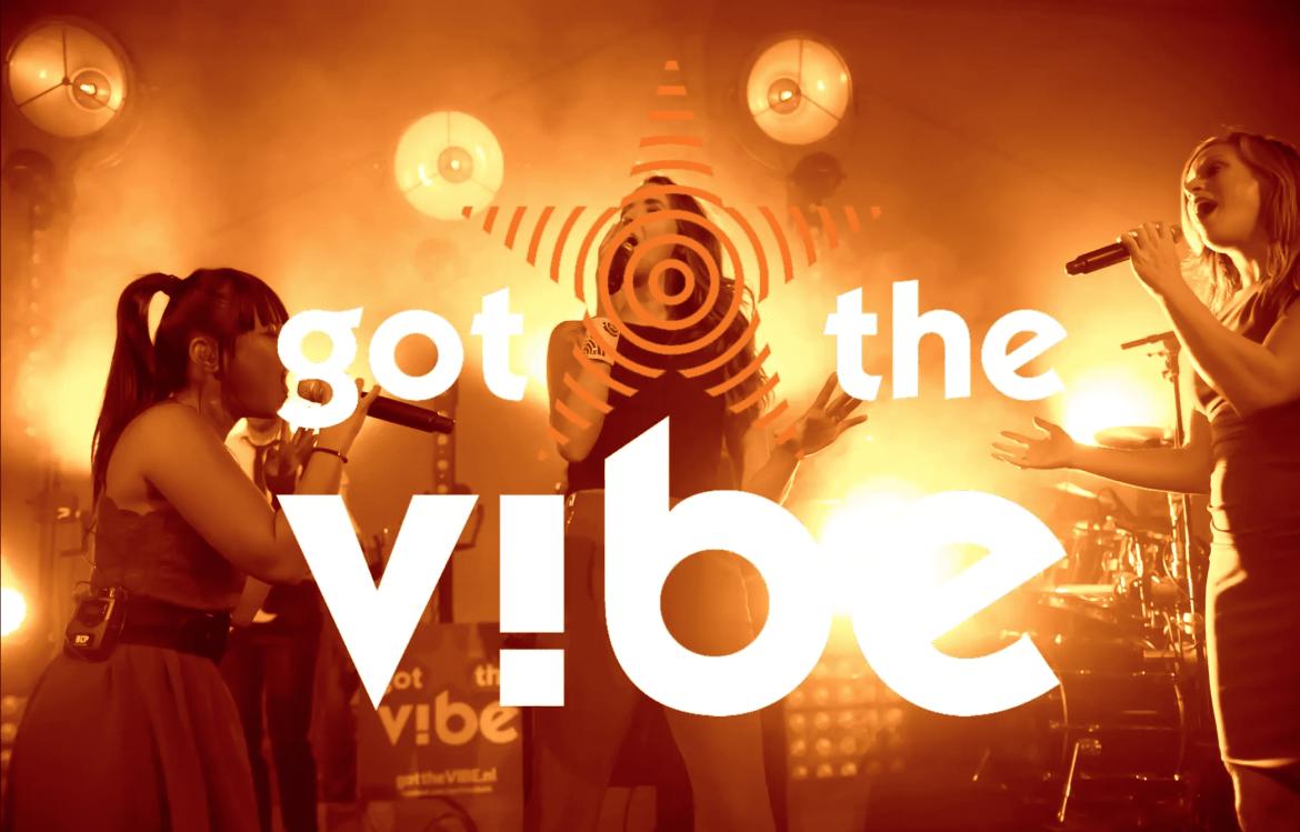 Got the VIBE original band