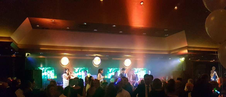Grand Hotel Huis Ter Duin Silvester Countdown te Noordwijk feestband.com
