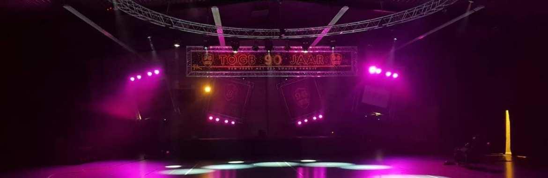 Sportvereniging TOGB viert negentig jarig bestaan met Boston Tea Party | feestband.com