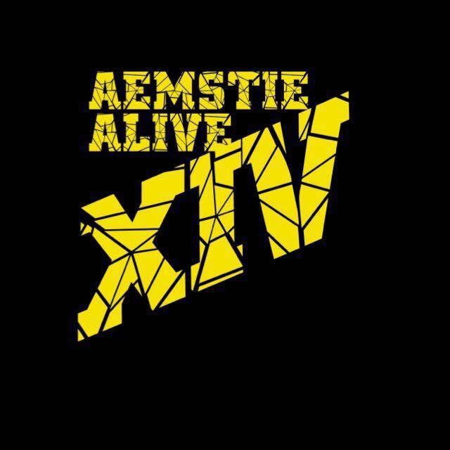 Aemstie Alive muziekfeest met o.a. Boston Tea Party en Roel van Velzen } feestband.com