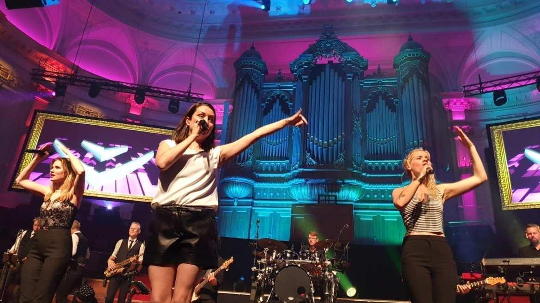 Feestavond VNV met soul queen Shirma in het Concertgebouw | feestband.com