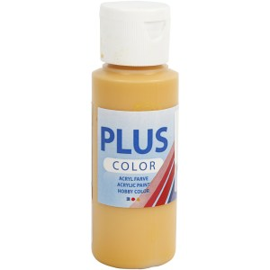 acrylverf yellow ochre