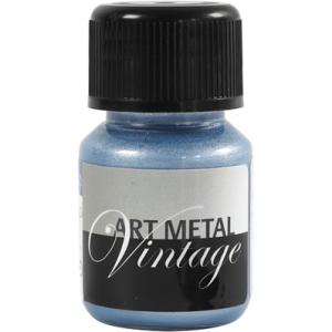 schjerning metal verf parelmoer blauw