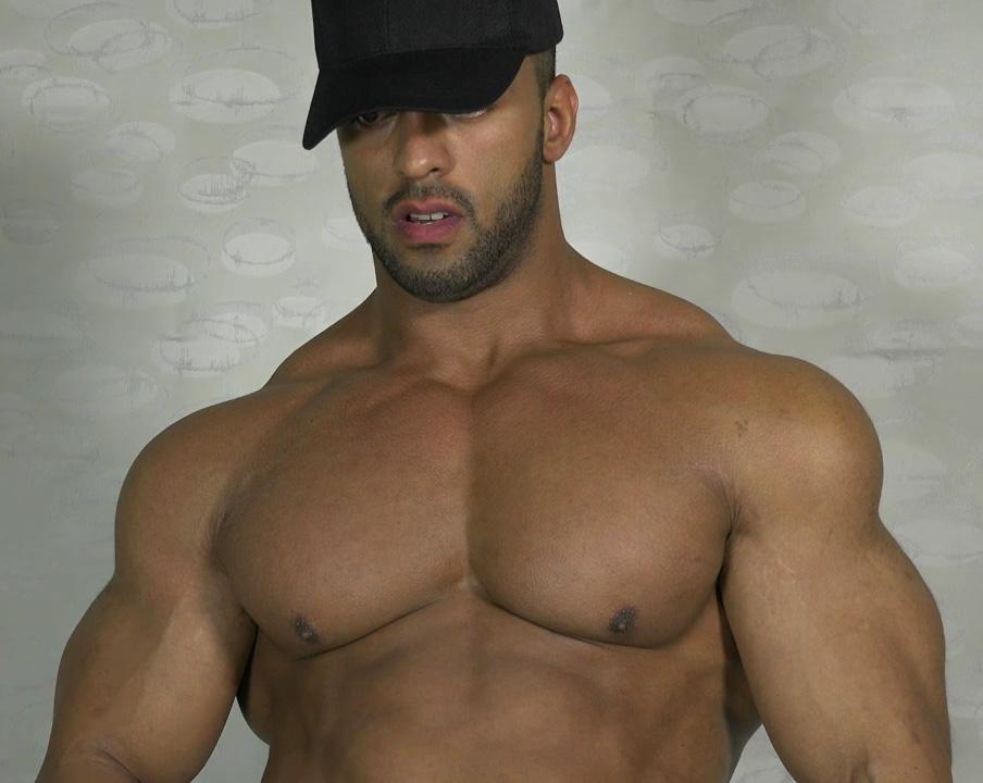 Big cock latino muscle society-7714