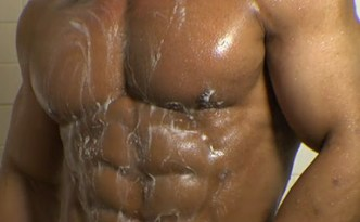 titan theguysite solo muscle beefcake bodybuilder feet shower uncut cock latino feat