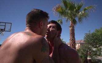GuysInSweatPants Sebastian Breeds Clark Parker Clark Parker Sebastian Gay Bareback Fuck Tall Guy Tattoos Armpit Hairy Legs feat