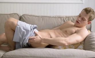 BelAmi Freshmen Orri Aasen Uncut Cock European Porn Solo Young Guy Photoshoot Male Feet feat