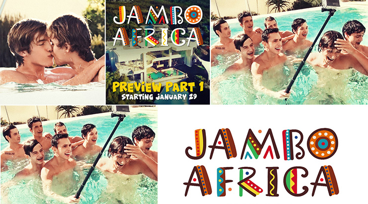 Belami Jambo Africa 1st preview banner