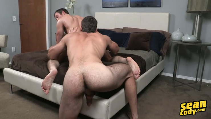 Sean Cody Jed Fucks Jarek Gay Condom Sex Massage Male Feet Hairy Asses Big Uncut Cock Kissing Hairy Chest Tall Short b