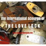 The international scourge of the love locks