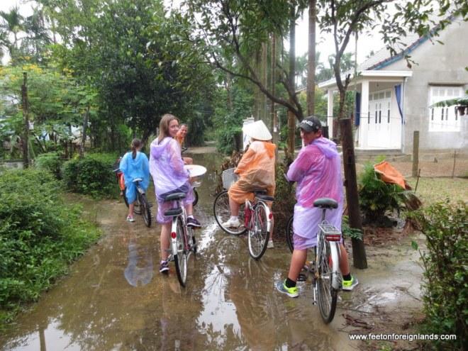 Cycling Vietnam