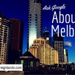 Ask Google about Melbourne? Ask Fairlie!