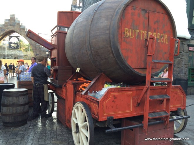 Butterbeer cart