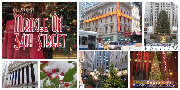 Christmas away from home - NYC