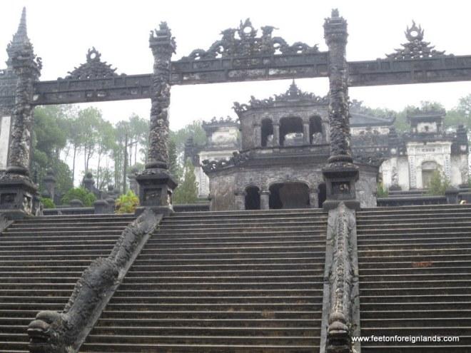 Khai Dinh tomb 6