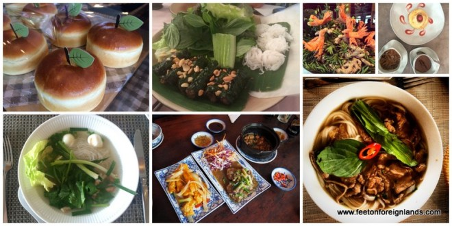 Food in Saigon