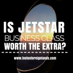 Is Jetstar Business Class worth it?