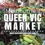 Queen Vic Market in Melbourne