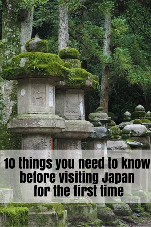 10 things you need to know before visiting Japan for the first time: www.feetonforeignlands.com
