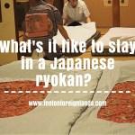 Our experience at Fukuzumiro Ryokan in Hakone