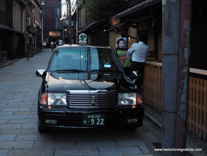 A night walking tour of Gion: www.feetonforeignlands.com