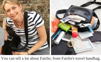 Top tips for packing a travel handbag: www.feetonforeignlands.com