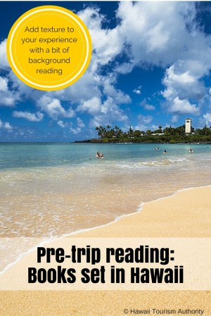 Books set in Hawaii: www.feetonforeignlands.com