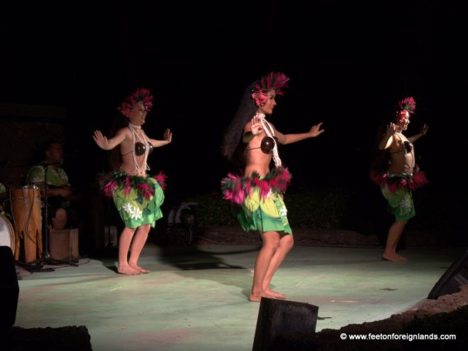 Sunset luau Waikoloa (6)