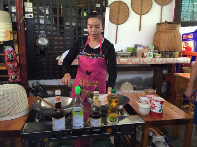Zabb E Lee Cooking School Chiang Mai 4